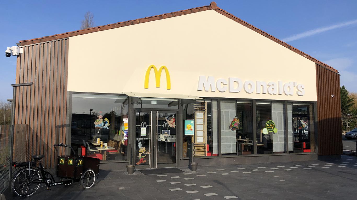 McDonald's Dolus d'Oléron