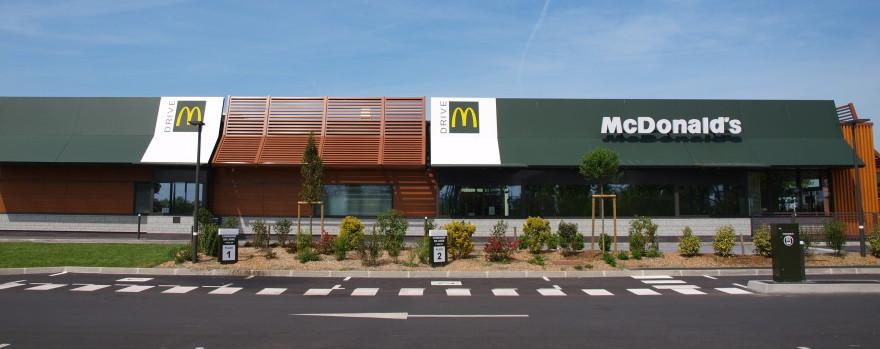 McDonald's Rochefort Sud