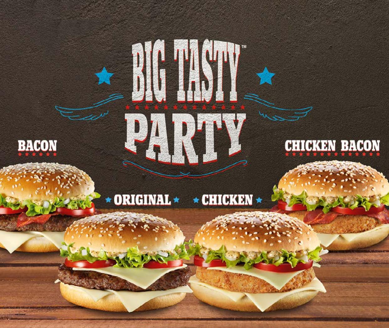 Tasty party