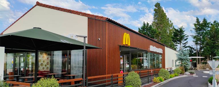 McDonald's Dolus-d'Oléron
